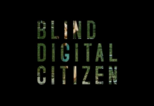 Blind Digital Citizens?